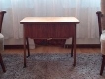 50s-60s Modern Danish sewing table/box in Ramstein, Germany