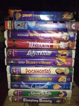 VHS Movies lot in Chicago, Illinois