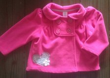 Baby Toddler 18 Month Coat Jacket Girl in Fort Leonard Wood, Missouri