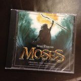 Moses CD from the Sight & Sound Theater (New) in Chicago, Illinois