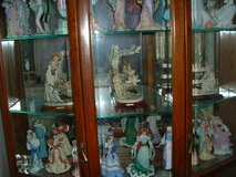 figureens and curio cabinet in Tinley Park, Illinois