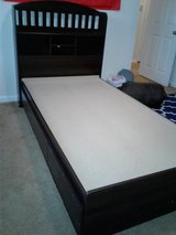 Twin bed with drawers in Hinesville, Georgia