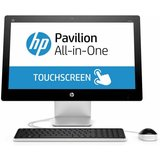 HP Pavilion 22-a113w All-in-One Desktop PC (Excellent Condition) in Travis AFB, California