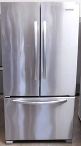 22 CU. FT. KITCHEN AID BOTTOM FREEZER- STAINLESS STEEL(FINANCING) in Camp Pendleton, California