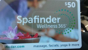 Gift card for $50 in Travis AFB, California