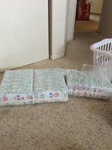 Size 5 Huggies diapers approx. 130 ct in Travis AFB, California