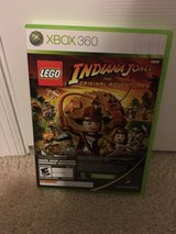 Indiana Jones-The Original Adventures XBox 360 Game in Camp Lejeune, North Carolina
