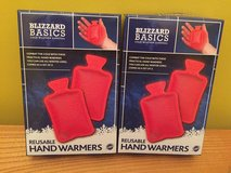 Plastic hand warmers reusable Brand New in Morris, Illinois