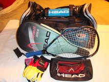 Racquetball Set in Camp Lejeune, North Carolina