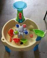 Step 2 Water Table in Camp Pendleton, California