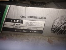 Roofing nails in Chicago, Illinois