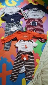 Baby clothes in Camp Pendleton, California