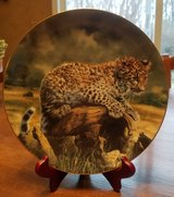 Decorative Plate - 1 of 6 Small Wonders of the Wild plates I have for sale - Quite Morning in Algonquin, Illinois