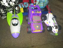Toy story cars in Camp Lejeune, North Carolina