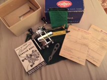 Vintage Shakespeare fishing reel in Chicago, Illinois