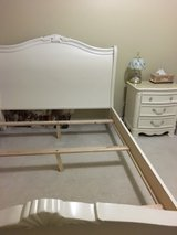 FULL BED FRAME + NIGHTSTAND in Chicago, Illinois
