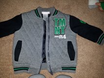 Ninja turtles jacket..2T in Naperville, Illinois