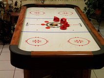 Halex 7' Air hockey table with extras in Fort Rucker, Alabama