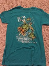 Earth Day T-shirt, women's small in Kingwood, Texas