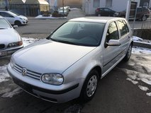 Volkswagen Golf Mark IV Automatic- splendid- new inspection in Hohenfels, Germany