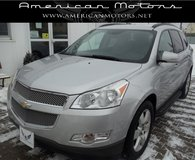 2011 Chevrolet Traverse LTZ AWD in Hohenfels, Germany