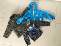 Boys Lot 4T (# 1) 15 items Fall/winter clothes in Ramstein, Germany