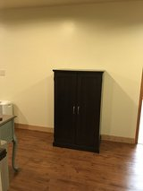 Espresso Armoire Workstation MUST SELL ASAP in Okinawa, Japan