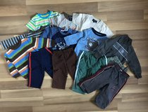 Boys 18-24 months 12 items Lot in Ramstein, Germany