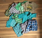 Boys 4T Lot Summer Clothes in Ramstein, Germany