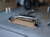 TANABE Exhaust for 350Z in Jacksonville, Florida