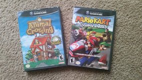 gamecube animal crossing or mario kart in Aurora, Illinois