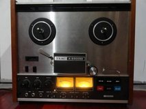 VINTAGE TEAC A-2300SD REEL TO REEL STEREO TAPE DECK with DOLBY NR in Vacaville, California