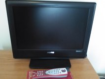 Flat screen TV  with Gamecocks remote. in Beaufort, South Carolina