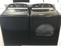 Washer & Dryer- 1 year warranty in Fort Benning, Georgia