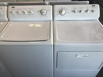 Kenmore Elite washer & dryer set in Fort Benning, Georgia