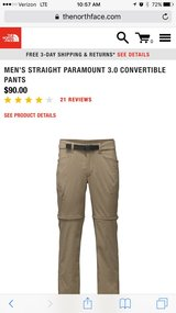 north face outdoor pant NEW in Fort Benning, Georgia