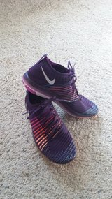 Woman's Nike Free Flynit Trainers Shoes in Camp Lejeune, North Carolina