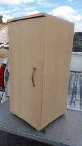 Small cabinet in Fort Riley, Kansas