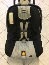 Chicco Keyfit 30 Infant Car Seat and Base used in Ramstein, Germany