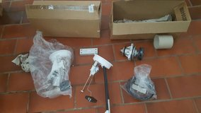 Complete fuel pump and water pump for 93 to 97 BMW 3 or 5 series in Stuttgart, GE