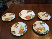 Decorative Hand-painted Plates (5) in Houston, Texas