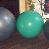 exercise balls in Houston, Texas