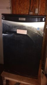 4.4 Compact Refrigerator BRAND NEW NEED GONE NOW REDUCED TO FIRST COME FIRST GETS! in Lockport, Illinois