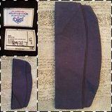 USAF BLUE TIE (QTY 2) AND (1) COVER ( GARRISON CAP SIZE 6 3/4 ) - LIKE NEW CONDITION in Travis AFB, California