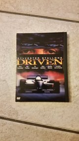 Sylvester Stallone Driven dvd in Lockport, Illinois