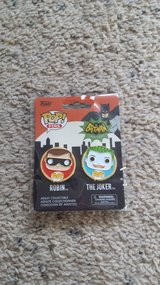 DC Pop Pins - CLASSIC BATMAN - NEW in Camp Lejeune, North Carolina
