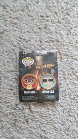 DC Pop Pins - FLASH - NEW in Camp Lejeune, North Carolina
