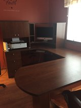 Home office desk in Lockport, Illinois