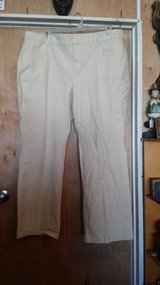 Women's Dockers Plus Size light khaki pants in 29 Palms, California