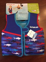 Childs New Speedo swim vest large in Lockport, Illinois